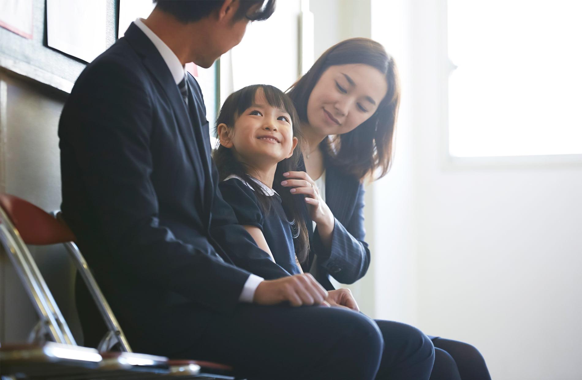 幼稚園受験面接マナー教室